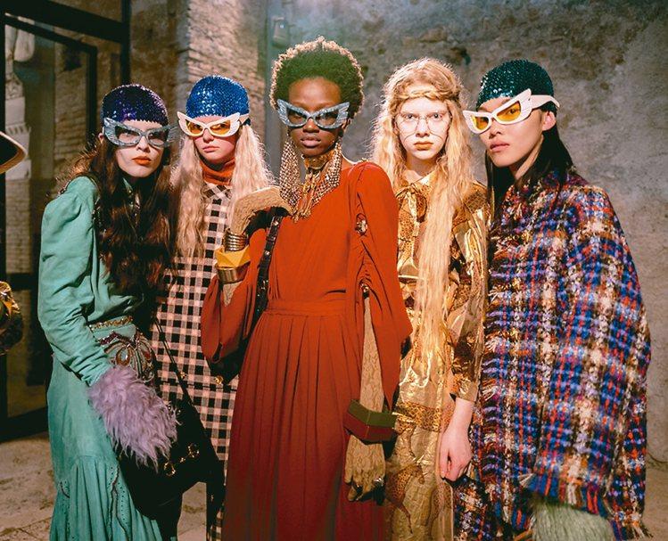 Gucci以設立實踐多元性與包容性全球總監、多元文化設計獎學金等4點策略表達對種...
