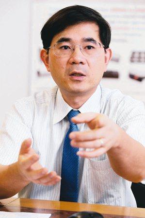 昇達科總經理吳東義。 本報系資料庫