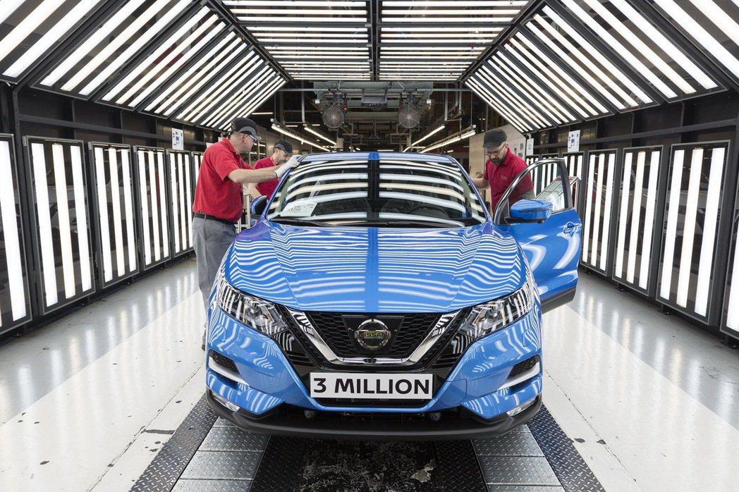 Nissan計畫大規模裁員計畫。 摘自Nissan