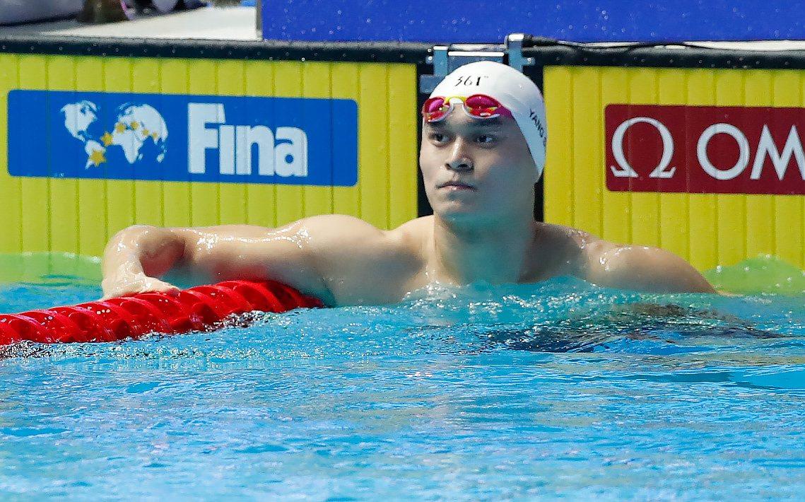 因藥檢爭議不斷的中國泳將孫楊確定出席體育仲裁法庭的聽證會,這也是泳協史上第二次的...