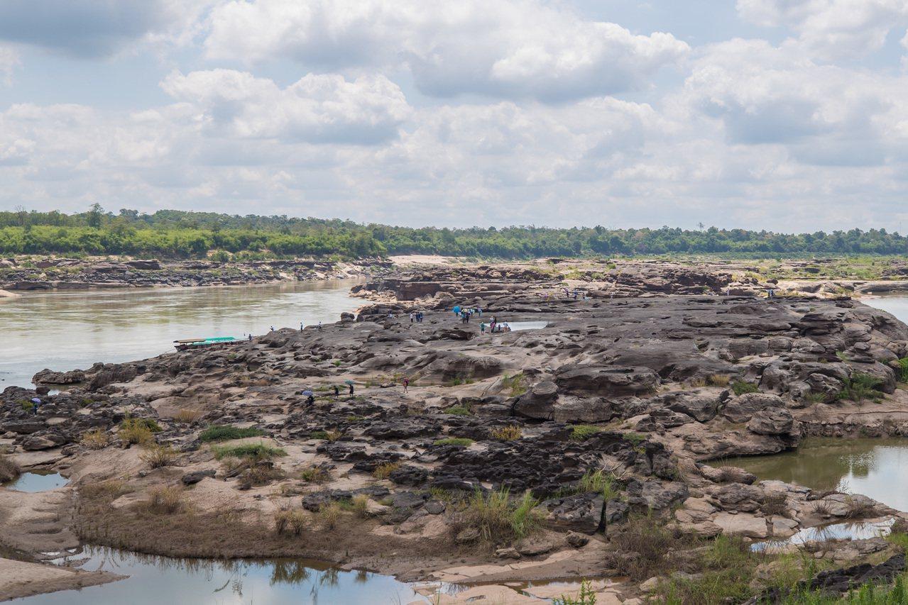 今年降雨量少,泰國恐面臨近10年來最嚴重的乾旱。 新華社