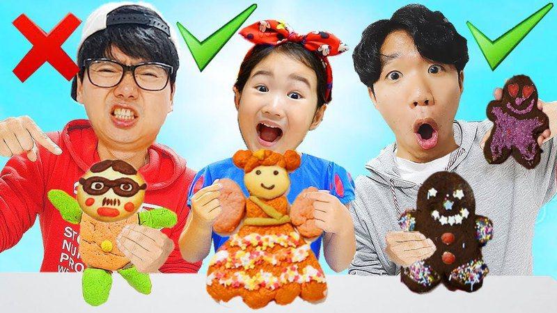 南韓一名年僅6歲的YouTuber 寶藍(Boram보람),靠上億的影片點閱和業配收入,讓一家人買下了約台幣3億元的豪宅。圖/取自ytn