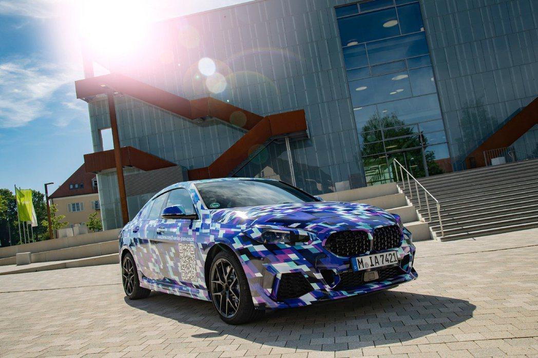 全新BMW 2 Series Gran Coupe (F44)將是品牌第三款轎跑...