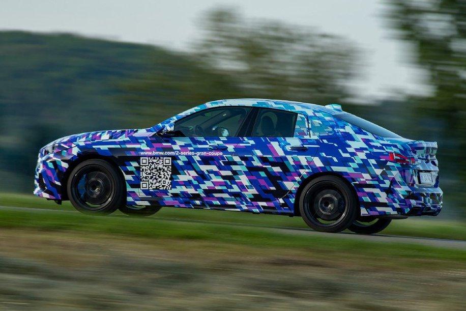 動力細節首度公開 全新BMW 2 Series Gran Coupe確定洛杉磯車展發表!