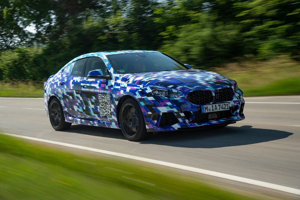 全新BMW 2 Series Gran Coupe (F44) 是繼新世代BMW...