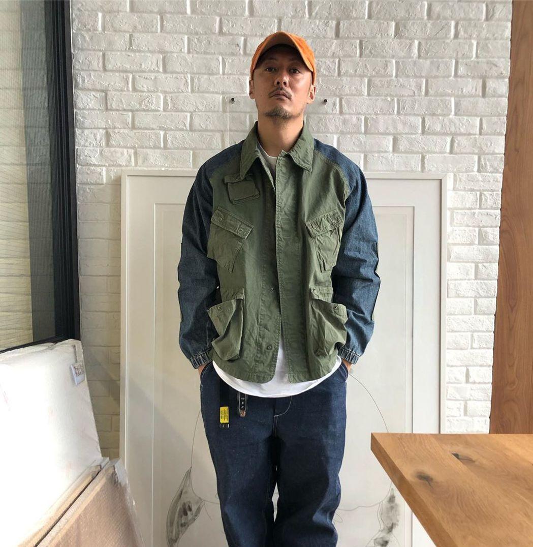 圖/擷自余文樂IG