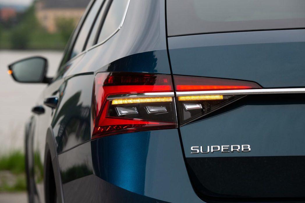 小改款ŠKODA Superb在五月發表後,已在七月中正式進入量產。 摘自ŠKO...