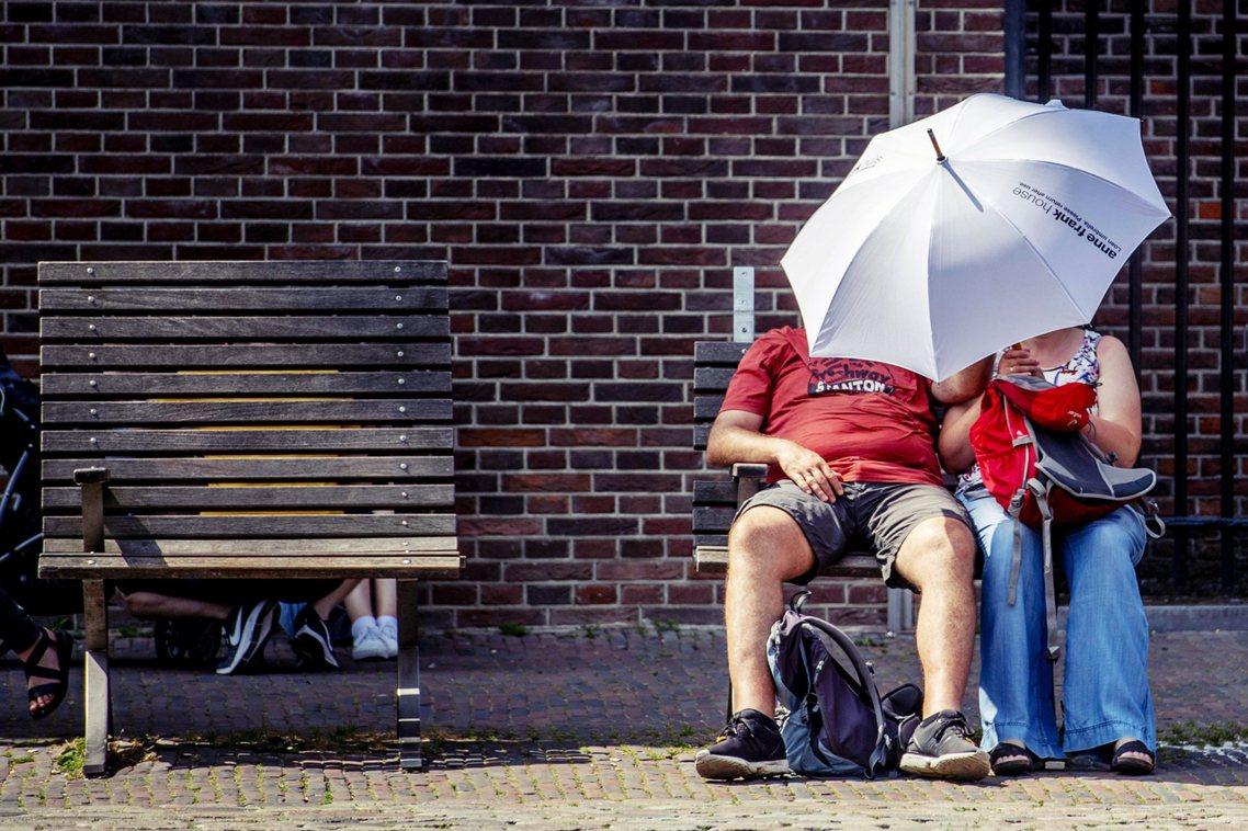 圖為荷蘭。前一日才刷新高溫紀錄的德國、荷蘭與比利時,周四再次刷新了歷史標竿;其中...