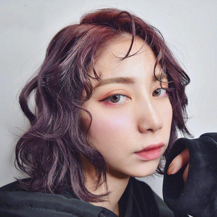 髮型創作/EPOCH.光復 / EPOCH x Choco。圖/StyleMap...