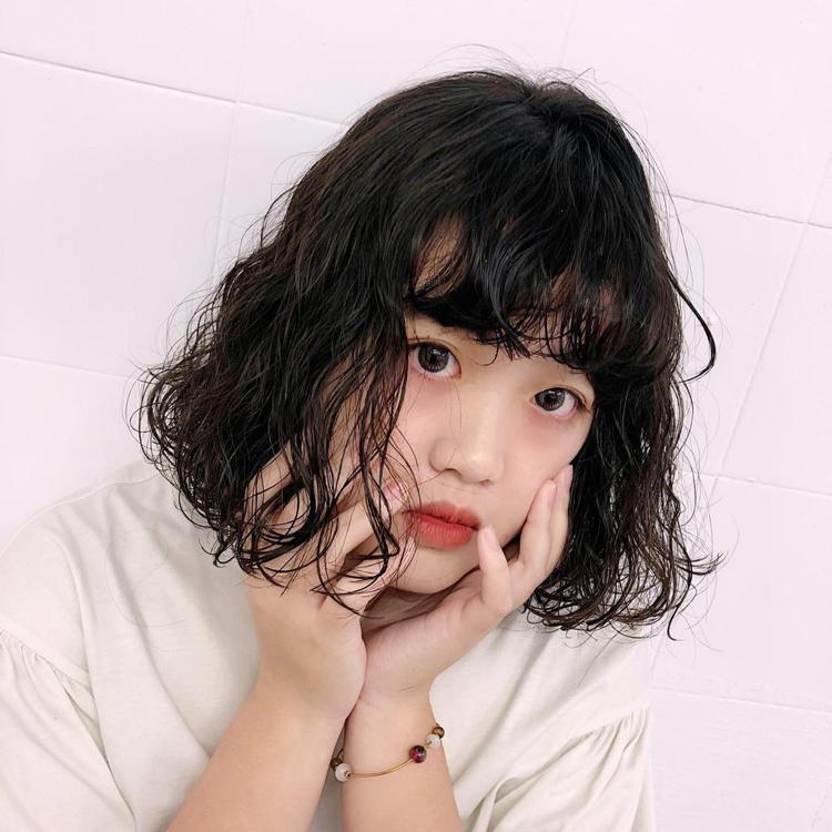 髮型創作/LAB hair salon / 魔女安柏。圖/StyleMap美配提...