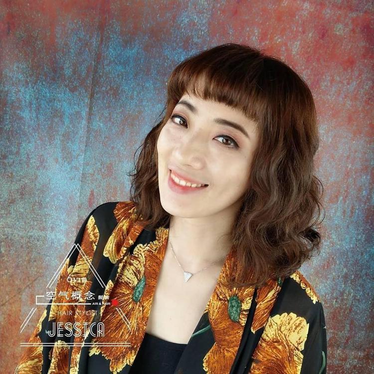 髮型創作/空气概念六館 / 髮型設計師 jessica 店長。圖/StyleMa...