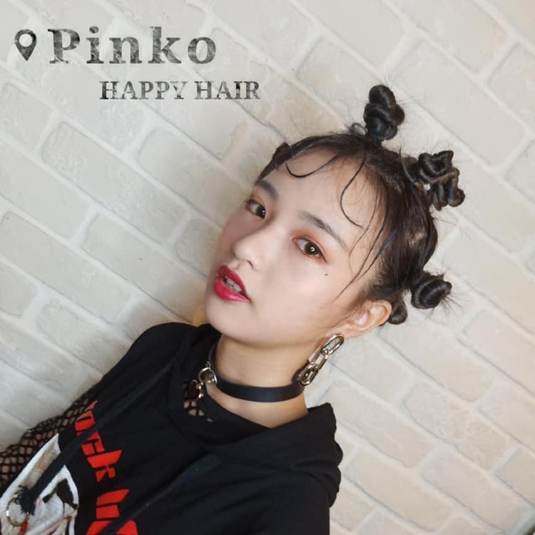 髮型創作/HAPPYHAIR 伊通店 / Pinko 萍口。圖/StyleMap...