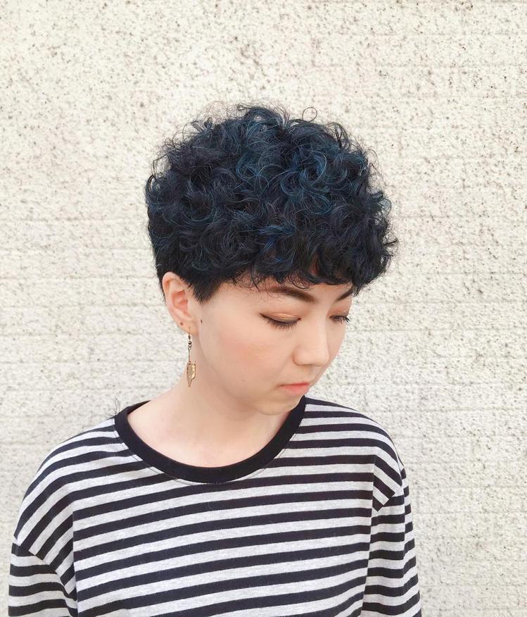 髮型創作/ CABELLO髮型概念 / 台北東區-Chen(子茜)。圖/Styl...