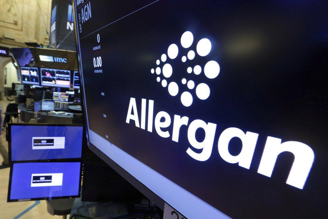 愛力根(Allergan)絨毛面填充物Biocell全面回收。美聯社