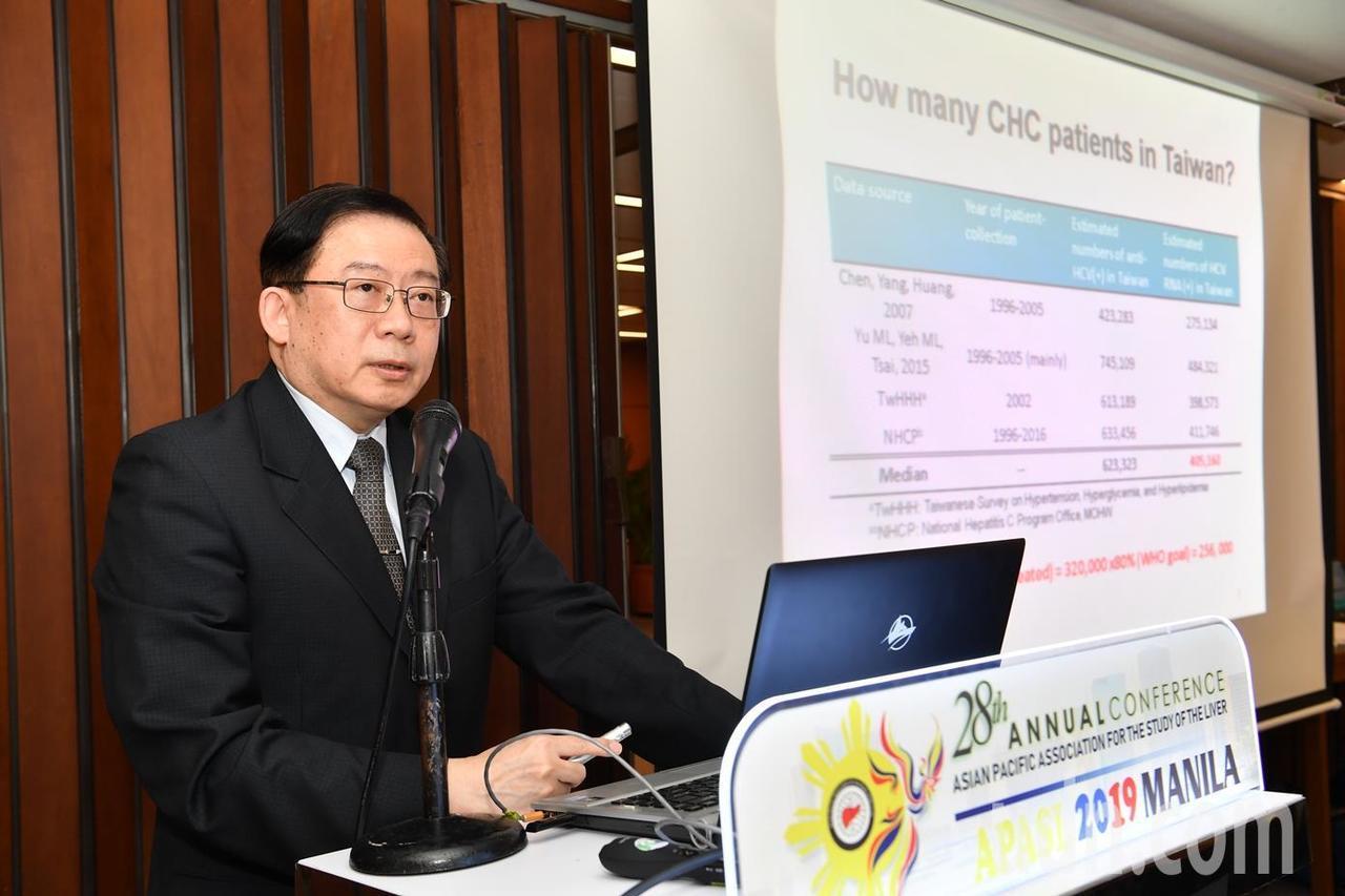 台灣肝病醫療策進會會長高嘉宏表示,B肝患者正確與安全的長期用藥,能有效降低整體肝...