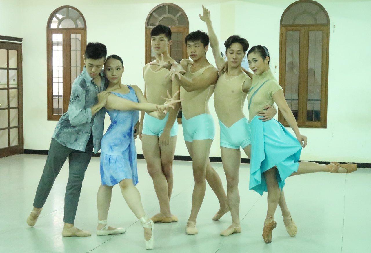 高雄城市芭蕾舞團創作芭蕾《水》,將在衛武營國家藝術文化中心戲劇院、台中國家歌劇院...