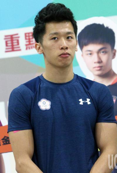 我國體操好手李智凱。 圖/聯合報系資料照片