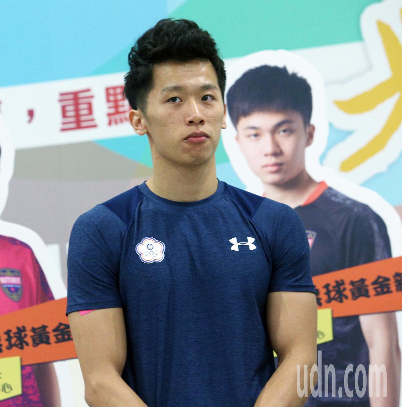 我國體操好手李智凱。 聯合報系資料照 記者劉學聖/攝影