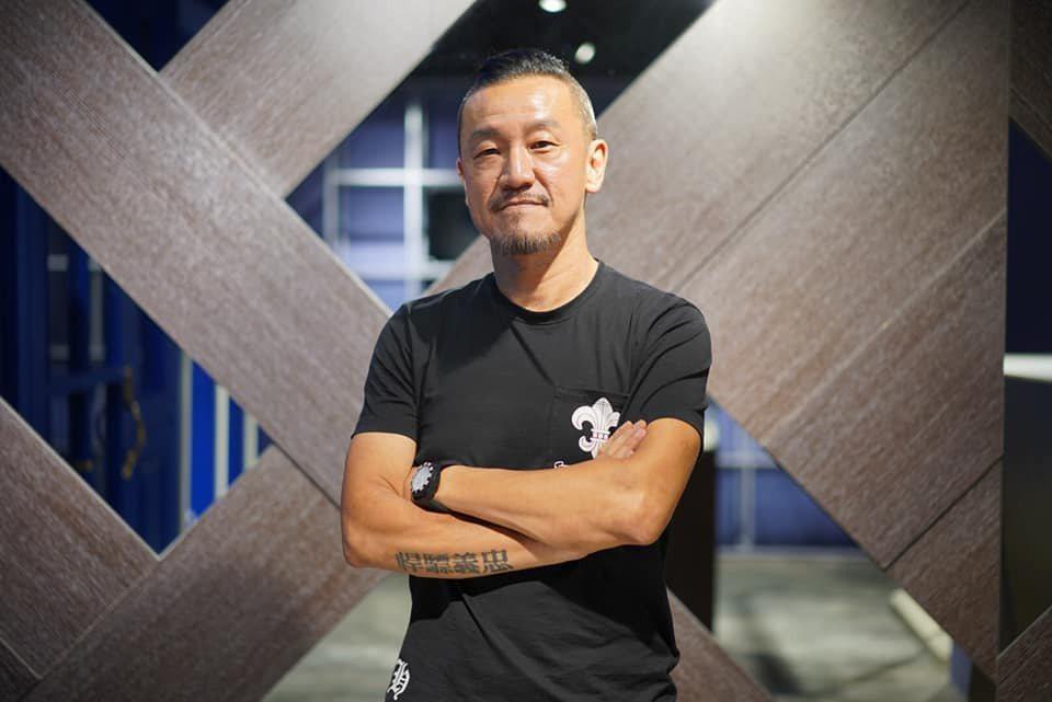 陳為民重機部品店「奇神棧」今正式開幕。圖/摘自臉書