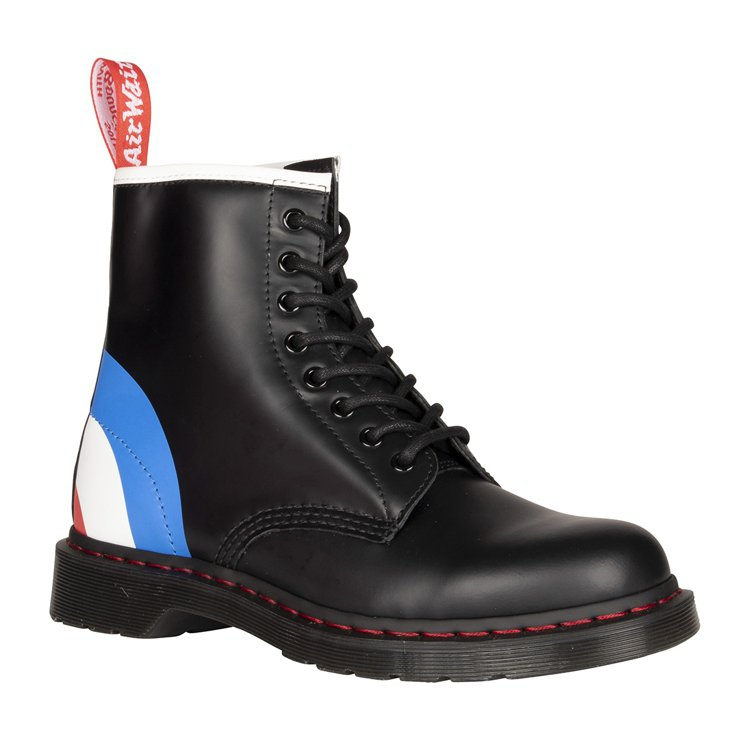 Dr. Martens X The Who Collaboration聯名八孔靴...