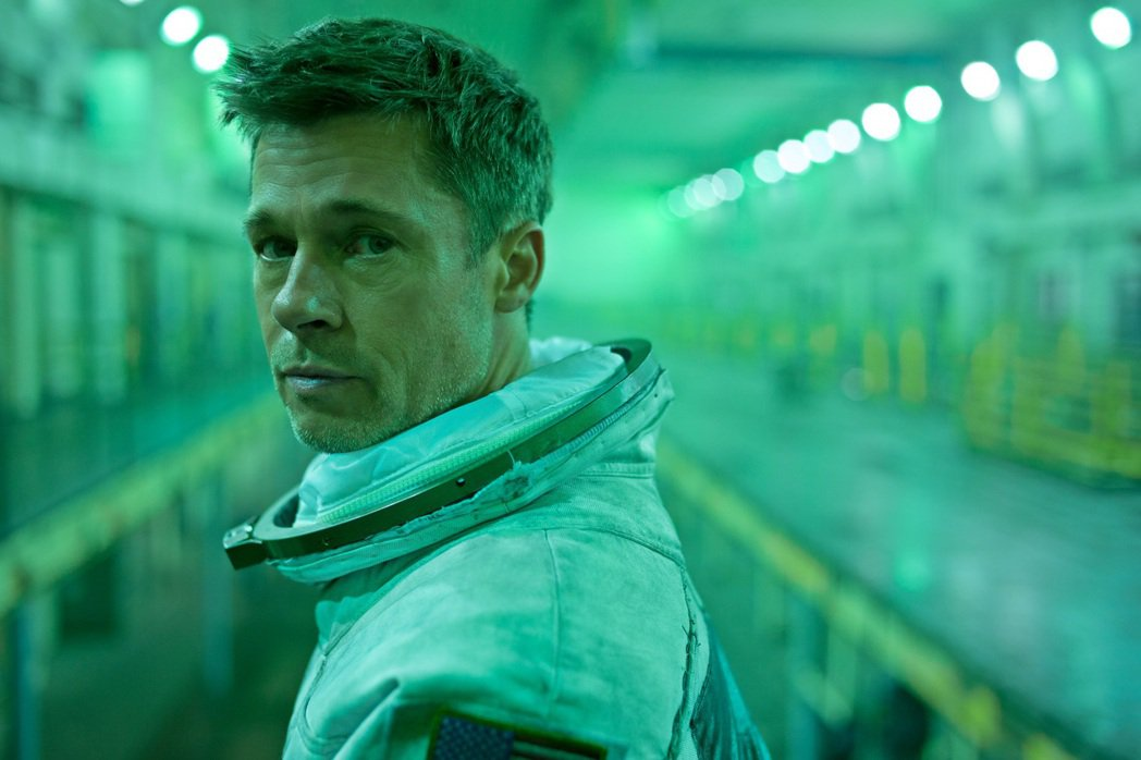 布萊德彼特「星際救援」將角逐威尼斯影展大獎。圖/双喜提供