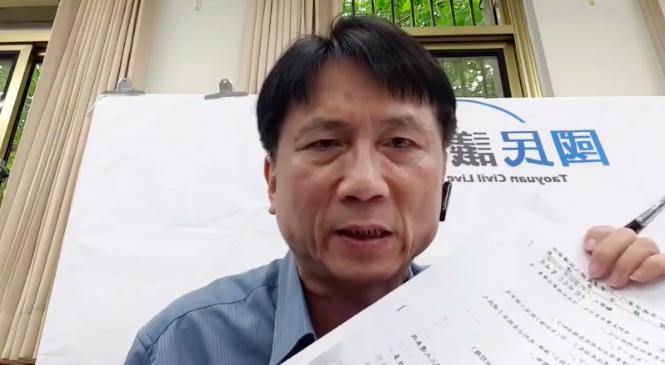 在網路自稱「村長」的桃園市議員詹江村在臉書開直播爆料,指邱國正過去時任373旅長...