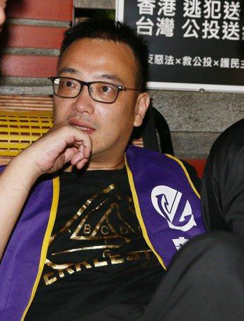 安定力量副秘書長毛嘉慶。圖/聯合報系資料照片