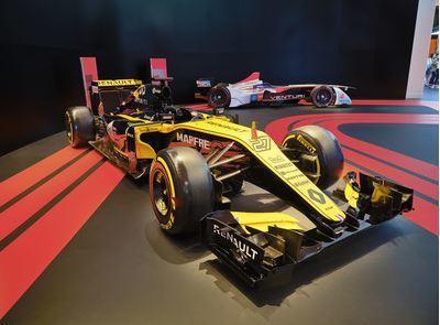 雷諾運動 Renault Sport多年來一直是賽車技術的先驅。這款R.S 20...