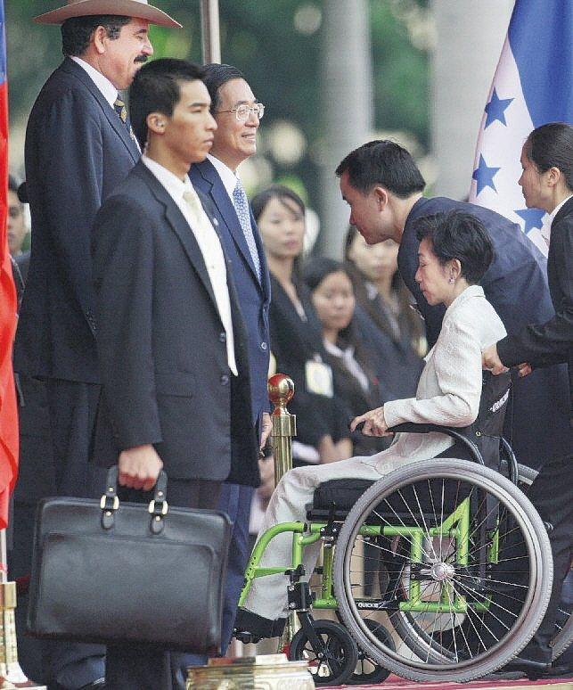 國務機要費案,檢察官陳瑞仁曾親入官邸就訊吳淑珍。圖/聯合報系資料照片