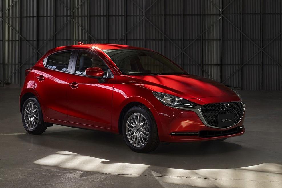 改款Mazda2明年登陸歐洲!將導入M Hybrid輕油電科技