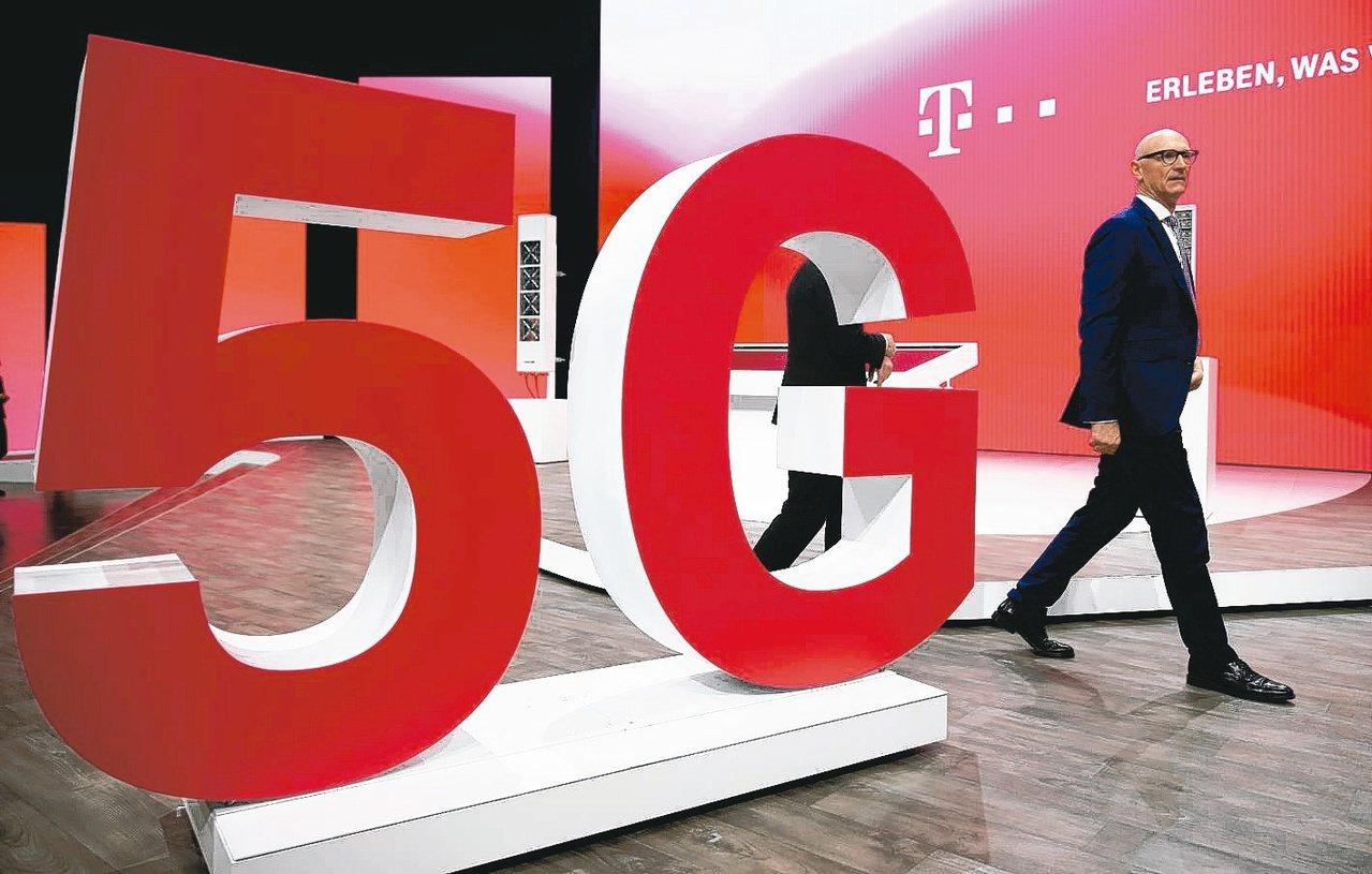 5G商機爆發,不讓智慧手機廠專美於前,PC品牌廠也將加速導入5G使用。路透
