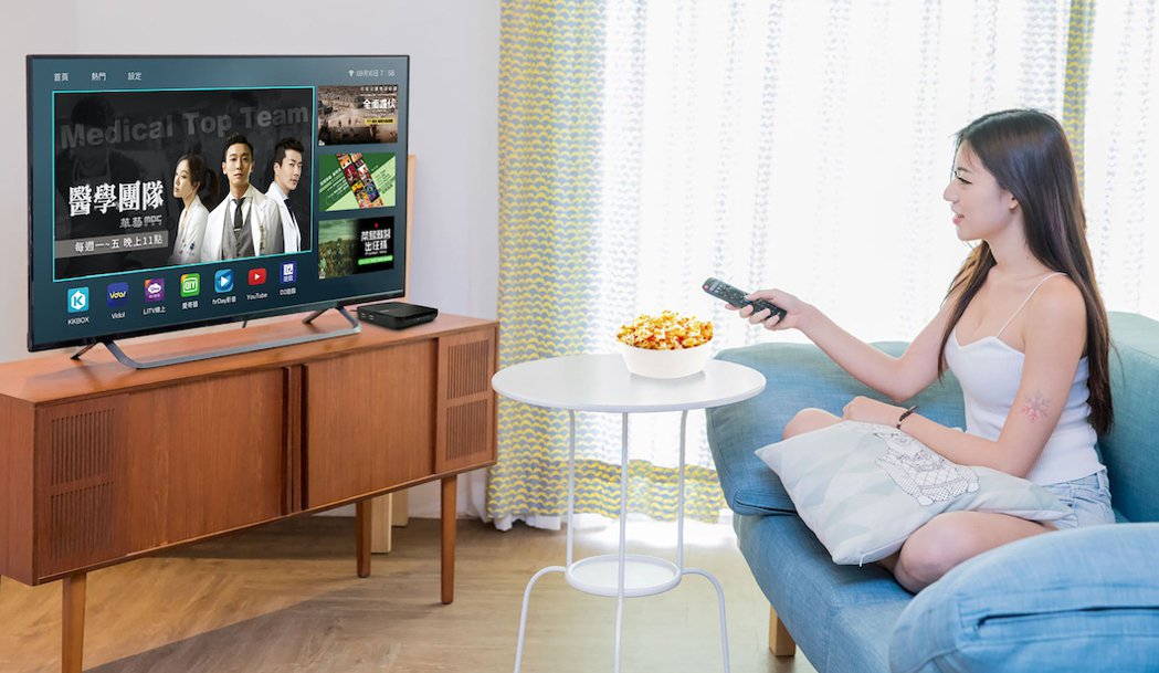 OVO進化版超級VIP,頻道自由選、盒子免費用、隨選輕鬆搭。 OVO /提供