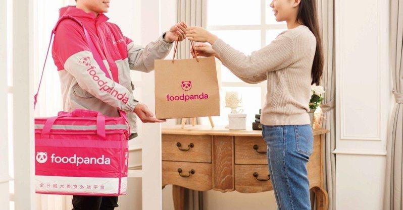 示意圖。 圖片來源/foodpanda提供