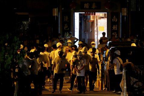 香港元朗襲擊事件的五大疑點,與北京的進一步動作