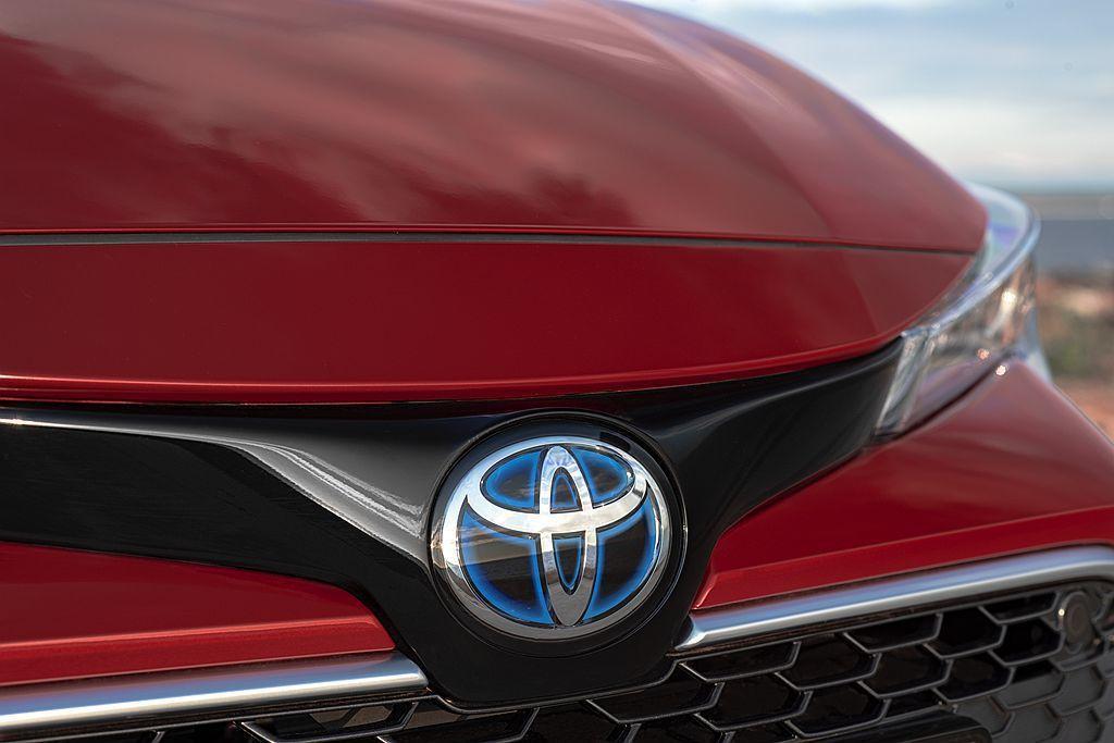 2018年Toyota汽車集團在歐洲地區以46%的Hybrid複合動力系統銷售比...