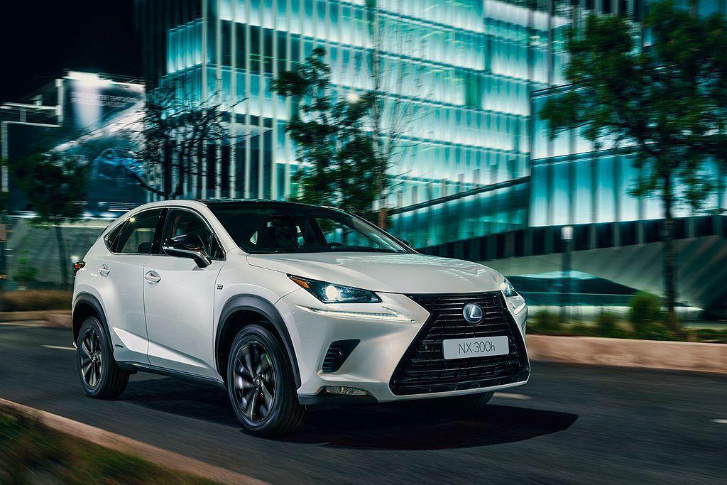 Lexus在歐洲地區2019上半年最熱賣的車款是都會休旅NX,共交付11,700...
