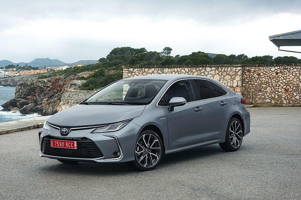 Toyota Corolla Sedan首度在歐洲提供Hybrid複合動力系統可...