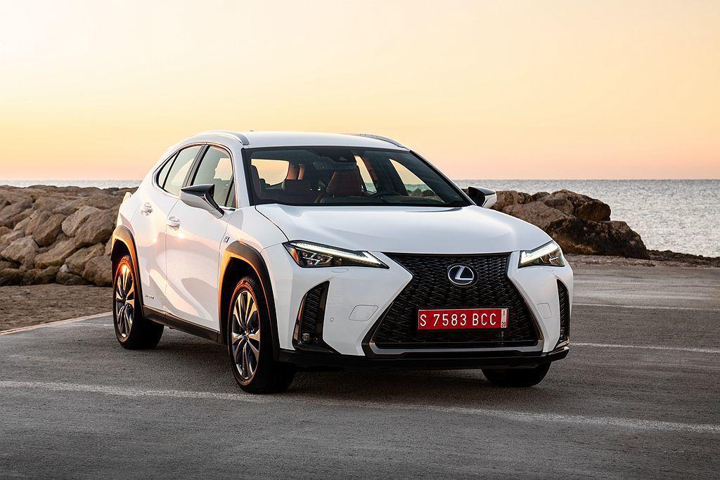 Hybrid複合動力系統廣受歐洲消費者歡迎,當中Lexus UX車系的銷售比重更...