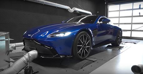 影/這才是Aston Martin該有的動力!McChip-DKR推出Vantage套件