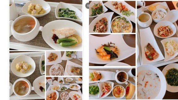 安以軒豪華月子餐曝光  圖/摘自微博