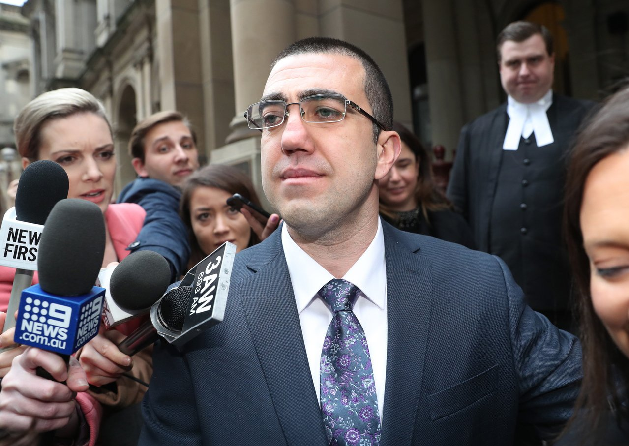 澳洲墨爾本法院26日宣布歐曼(見圖,歐新社)當庭獲釋。