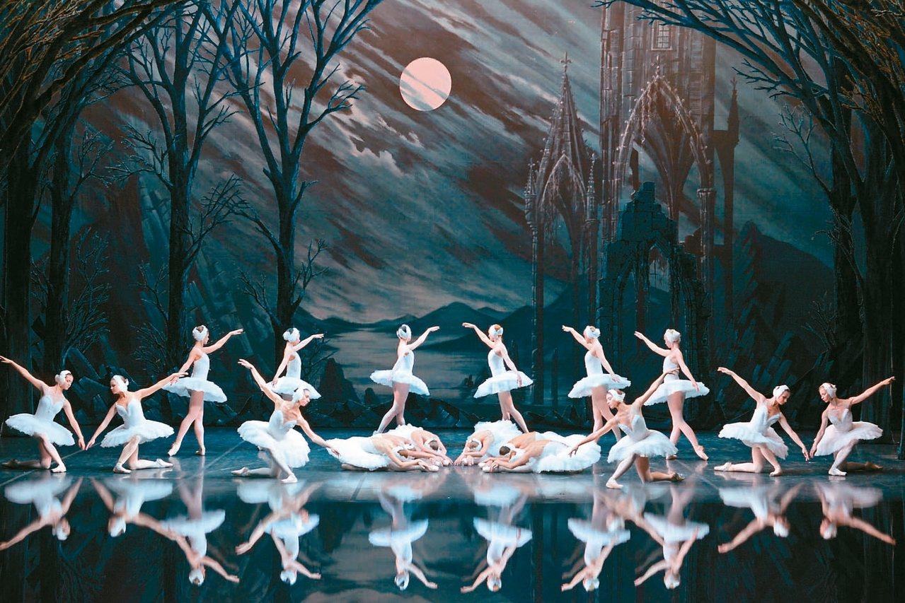 聖彼得堡芭蕾舞團下周登台演出,票即將完售。 圖/聯合數位文創提供