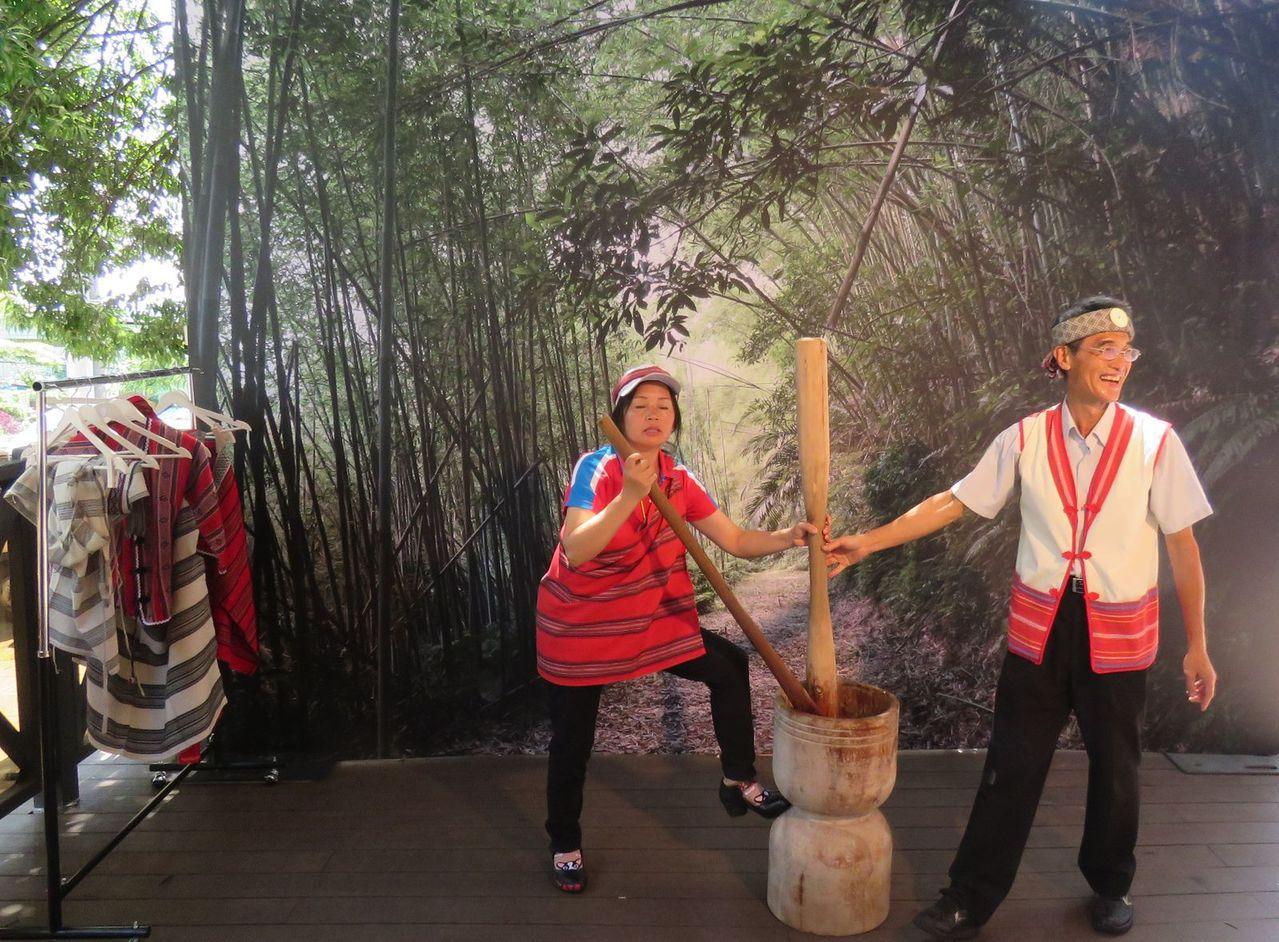 桃園市復興區部落山水輕旅行,12條旅遊行程今天起受理預約報名,深入部落體驗當地的...