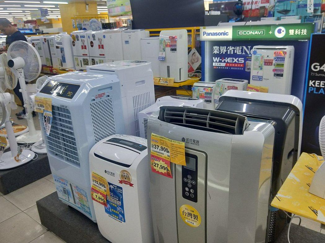基隆市住宅家電汰換補助計畫受理申請,換購買一、二級節能冷暖氣機與冰箱,每台最高補...