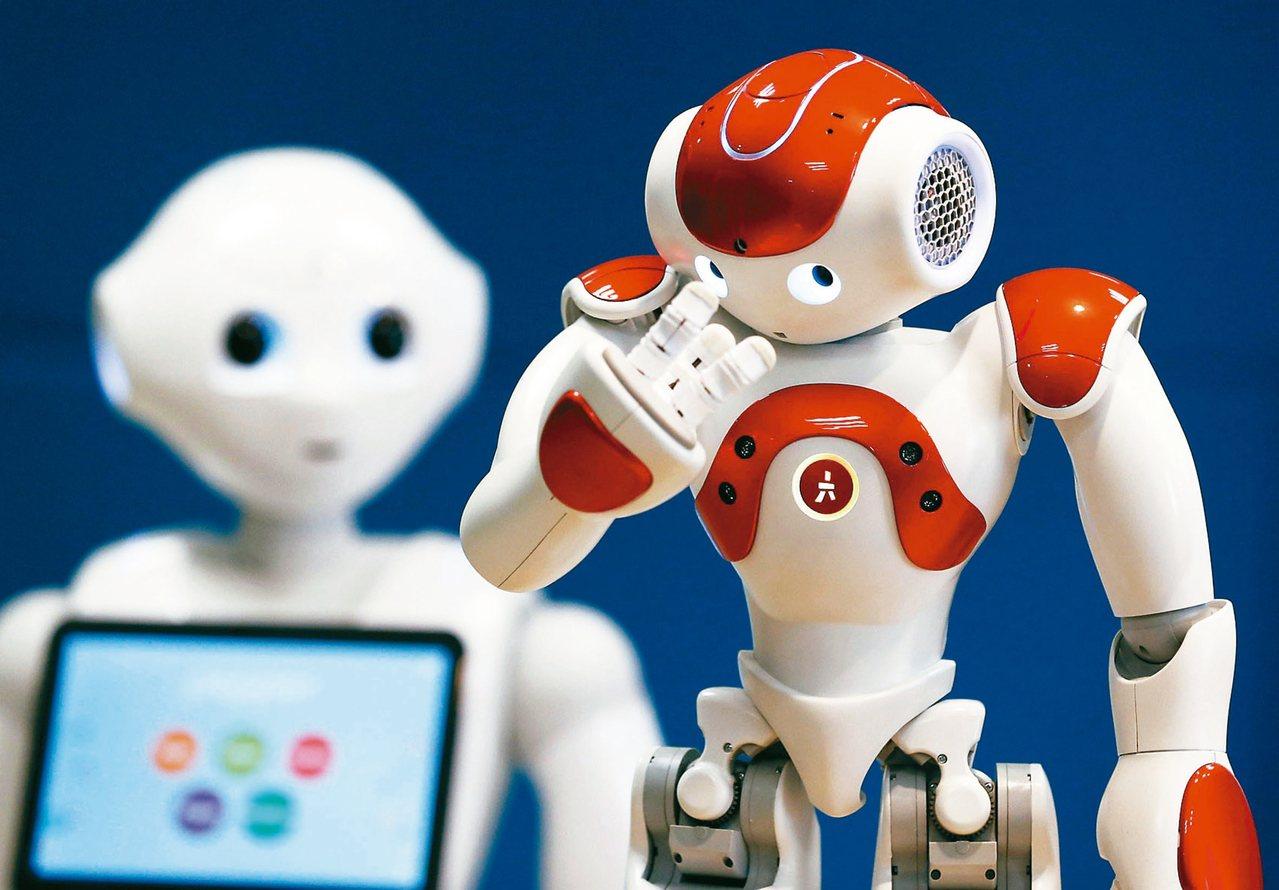 研調機構看好AI未來發展力道。 圖/聯合報系資料照片