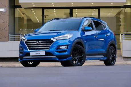 沒有N Line沒關係 Hyundai變一款201匹Tucson Sport給你!