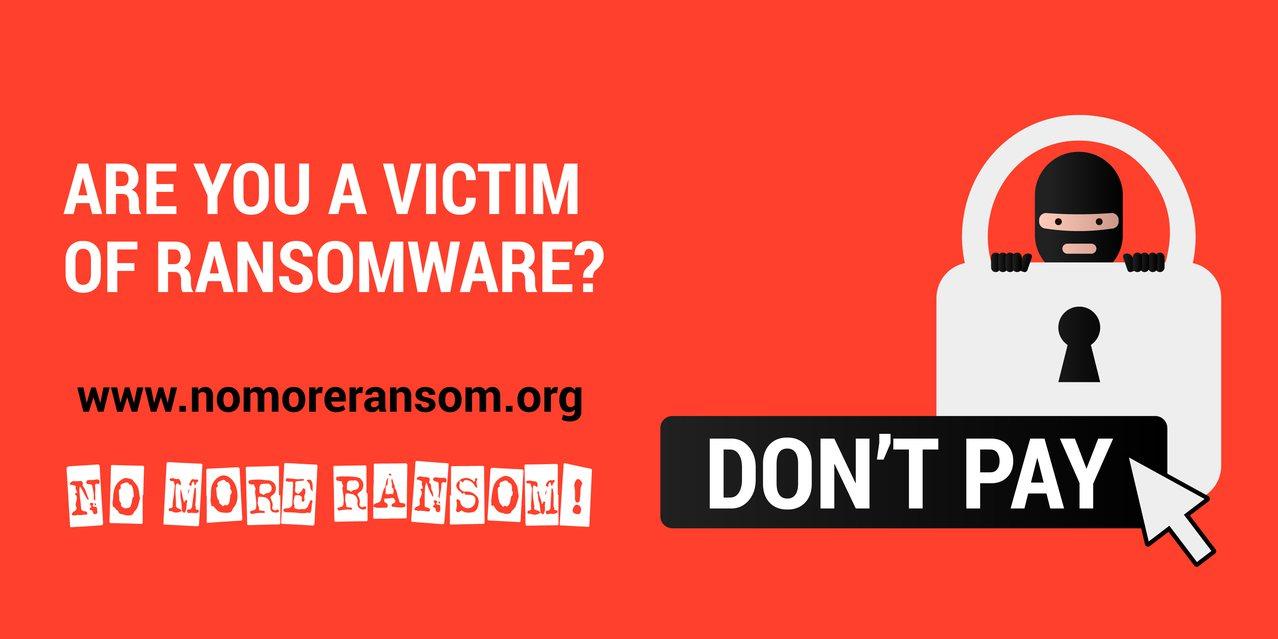 刑事局加入歐洲刑警組織的「反勒索病毒平台」,與各國分享案例及偵查技術,提醒民眾可...