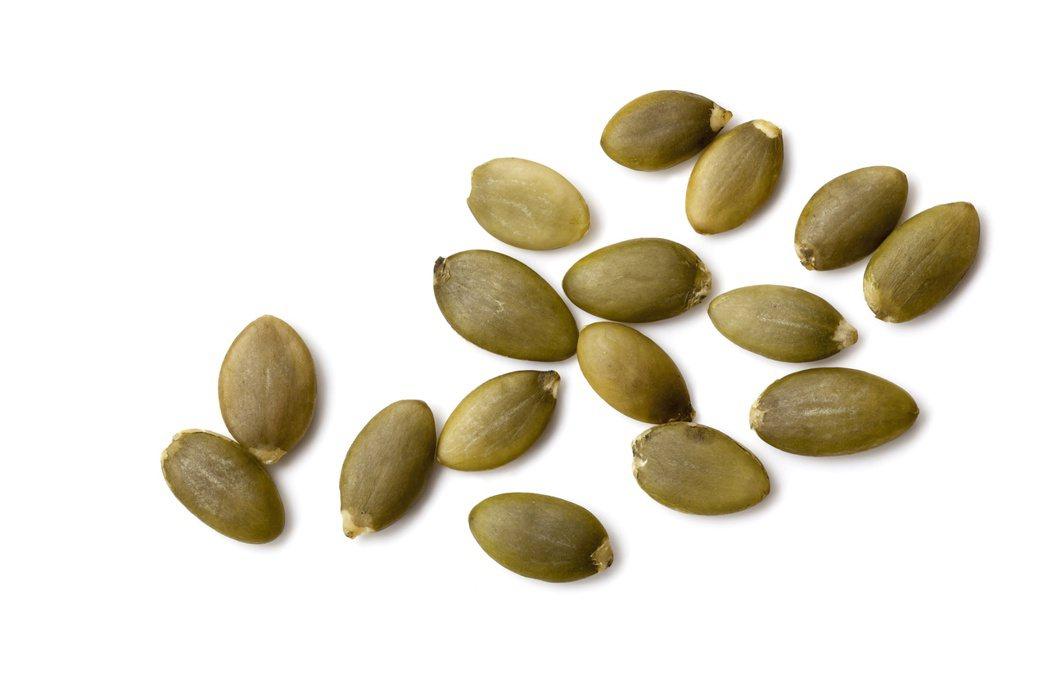 南瓜子pumpkin seeds 圖/123RF