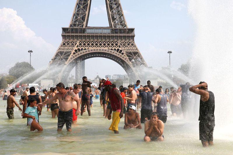 氣候變遷熱到爆 歐洲人不裝冷氣也「凍未條」了