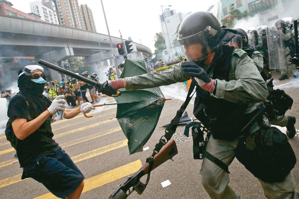 香港「反送中」何去何從?北京政府的企圖?